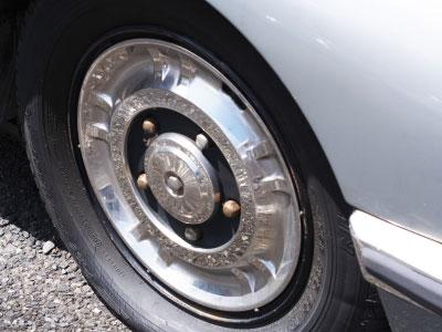 旧車・絶版ホイールの再生|ホイール修理・リペア・塗装なら名古屋市のシンボリ