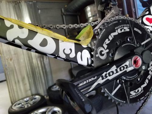 自転車ペイント&リペア例|名古屋で自転車カスタムペイント塗装&リペア業者は【シンボリ】