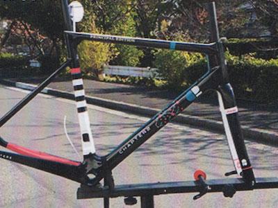 サービス|名古屋で自転車カスタムペイント塗装&リペア【シンボリ】