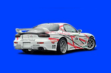 RX-7【FD3S】Ver5~|WALKER JAPAN motor sports