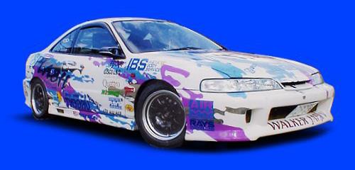 INTEGRA インテグラ【DC2】|WALKER JAPAN motor sports