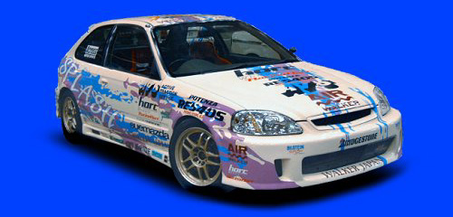 CIVIC シビック【EK4/9】|WALKER JAPAN motor sports