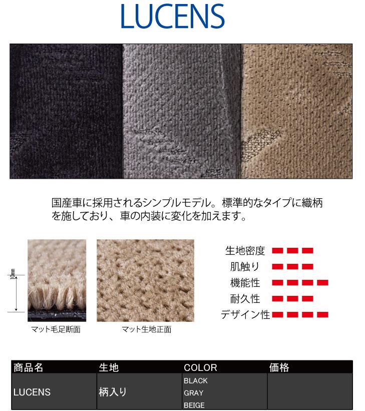 LUSENS(ルセンス)|メイドインジャパン(日本製)国産オーダーカーマット|ホイール修理・リペア・塗装なら名古屋市のシンボリ