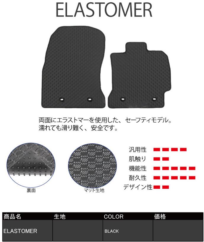ELASTOMER(エラストマー)|メイドインジャパン(日本製)国産オーダーカーマット|ホイール修理・リペア・塗装なら名古屋市のシンボリ